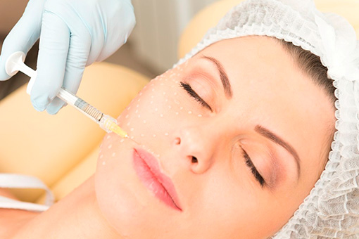 Estética dental con Ácido Hialurónico